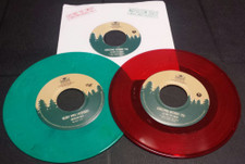 "Various Artists - Christmas Ska - 7"" Colored Vinyl"