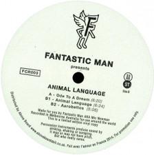 """Fantastic Man - Animal Language - 12"""" Vinyl"""