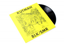 """Kutmah - BLK/SMR - 10"""" Vinyl"""