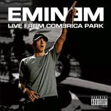 Eminem - Live From Comerica Park - 2x LP Colored Vinyl