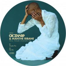 "Okzharp & Manthe Ribane - Tell Your Vision Ep - 12"" Vinyl"