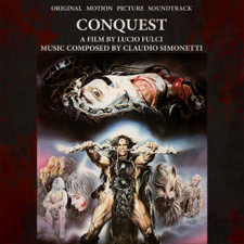 Claudio Simonetti - Conquest - Original Motion Picture Soundtrack - LP Colored Vinyl