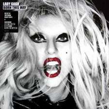 Lady Gaga - Born This Way - 2x LP Vinyl