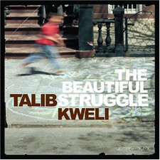 Talib Kweli - The Beautiful Struggle - 2x LP Vinyl