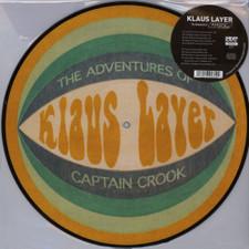 Klaus Layer - The Adventures Of Captain Crook - LP Picture Disc Vinyl