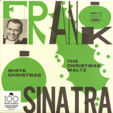 "Frank Sinatra - White Christmas / The Christmas Waltz RSD - 7"" Colored Vinyl"