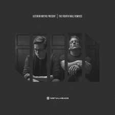 "Ulterior Motive - The Fourth Wall Remix Ep - 12"" Vinyl"
