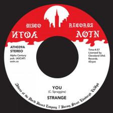 """Strange - You / Space V - 7"""" Vinyl"""