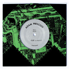 "Adam Prescott feat. Macka B - Fear - 7"" Vinyl"
