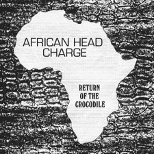 African Head Charge - Return Of The Crocodile - LP Vinyl