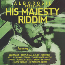 Alborosie - Present His Majesty Riddim - LP Vinyl