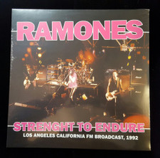 Ramones - Strength To Endure - Live At The Palladium 1992 - LP Vinyl