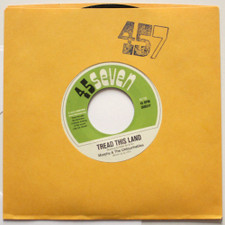 "Morphy & the Untouchables / Flatliners - Tread This Land / Raw Fi Dub - 7"" Vinyl"