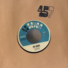 """King Fifi - Oh Baby / The Riddim - 7"""" Vinyl"""