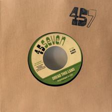 """Dubmonger / LXC / Untouchables - Tread This Land Versions - 7"""" Vinyl"""