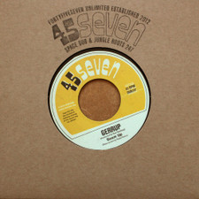 "Beam Up - Gerrup / Vibin - 7"" Vinyl"