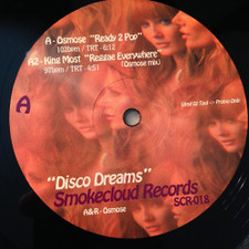 "Osmose & King Most - Disco Dreams - 12"" Vinyl"