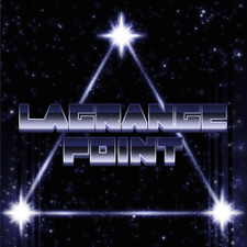 Konami Kukeiha Club - Lagrange Point - LP Colored Vinyl