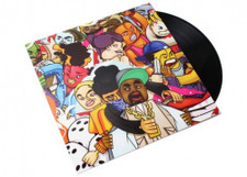 MarQ Spekt & Blockhead - Keep Playin' - LP Vinyl