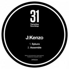 "J:Kenzo - Sykura / Assemble - 12"" Vinyl"