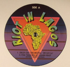 "Various Artists - Riot In Lagos - 12"" Vinyl"