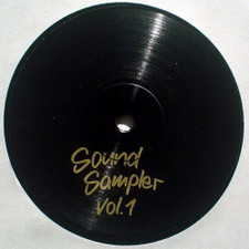 "Various Artists - Sound Sampler Vol. 1 - 12"" Vinyl"