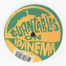 "Various Artists - Turntables On Ipanema - 12"" Vinyl"