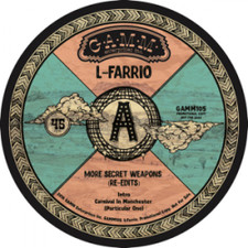 "L-Farrio - More Secret Weapons - 12"" Vinyl"
