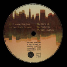 "Dj Diamond - Deeper Than Trax - 12"" Vinyl"
