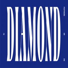 Dj Diamond - Footwork Or Die - 2x LP Vinyl