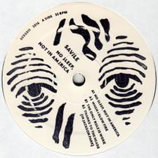 """Savile - No Sleep, Not In America - 12"""" Vinyl"""
