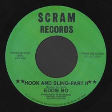 """Eddie Bo - Hook & Sling - 7"""" Vinyl"""