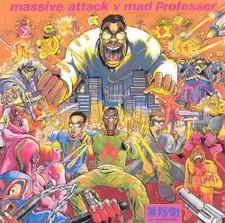 Massive Attack Vs. Mad Professor - No Protection - LP Vinyl