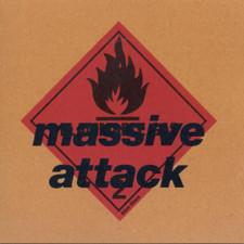 Massive Attack - Blue Lines - LP Vinyl