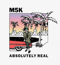 "M5K - Absolutely Real Ep - 12"" Vinyl"