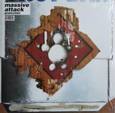 Massive Attack - Protection - LP Vinyl