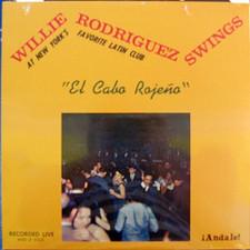 Willie Rodriguez - Swings - LP Vinyl