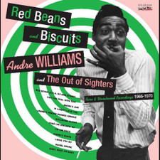 Andre Williams - Red Beans & Biscuits - LP Vinyl