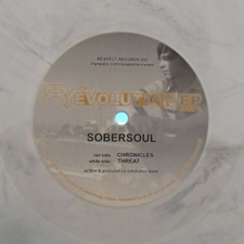 "Sobersoul - R-Evolution Ep Pt. 2 - 12"" Colored Vinyl"