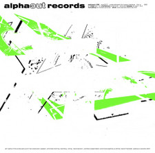 "Various Artists - Alphacut 006 - 12"" Vinyl"