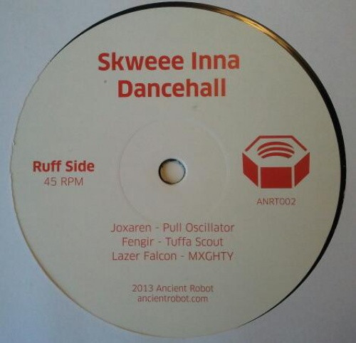 Various Artists - Skweee Inna Dancehall - 12