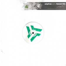 """Bad Matter / Cycom - Alphacut 003 - 12"""" Vinyl"""