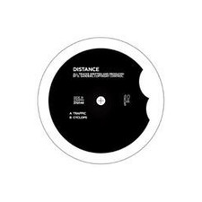 "Distance - Traffic - 12"" Vinyl"