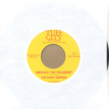"Honeydrippers - Impeach the President - 7"" Vinyl"