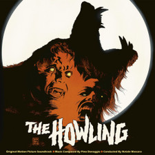 Pino Donaggio - The Howling (Original Motion Picture Soundtrack) - LP Colored Vinyl