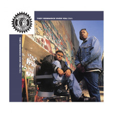 """Pete Rock & C.L. Smooth - They Reminisce Over You (T.R.O.Y.) / Straighten It Out - 7"""" Vinyl"""