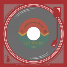 "Dos Santos Anti-Beat Orchestra - Dos Santos Anti-Beat Orchestra - 7"" Vinyl"