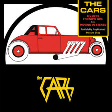 """The Cars - My Best Friend's Girl - 7"""" Picture Disc Vinyl"""