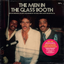 Various Artists - The Men In The Glass Booth (Pt. 1) - 5x LP Vinyl Box Set