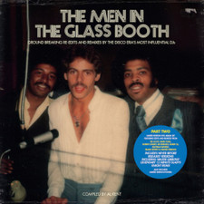 Various Artists - The Men In The Glass Booth (Pt. 2) - 5x LP Vinyl Box Set